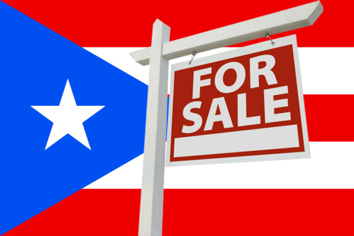 Trump Apparently Wanted to Sell Puerto Rico